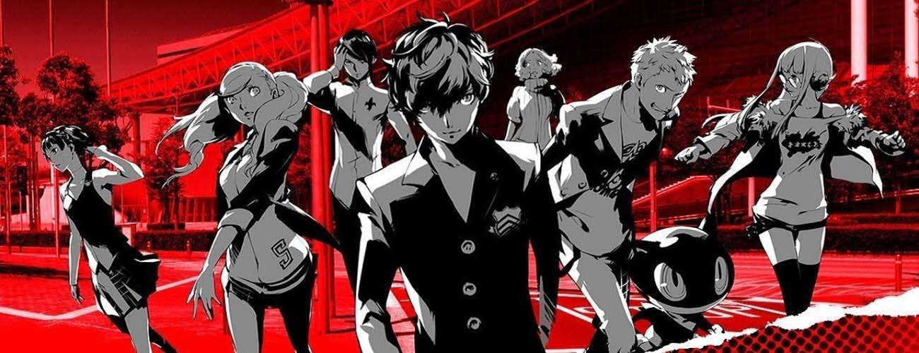 Serial Anime Persona 5 Segera Dirilis - Kincir