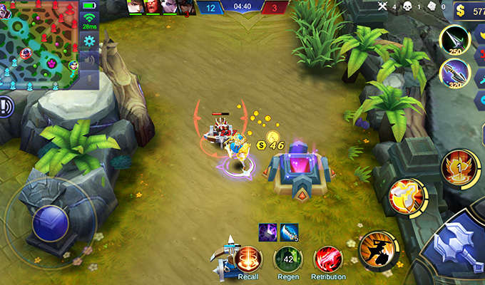 Tips GG Mobile Legends, Item Menentukan Prestasi - Kincir