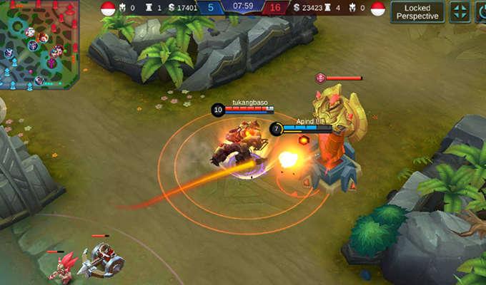 Tips GG Menggunakan Jawhead di Mobile Legends - Kincir