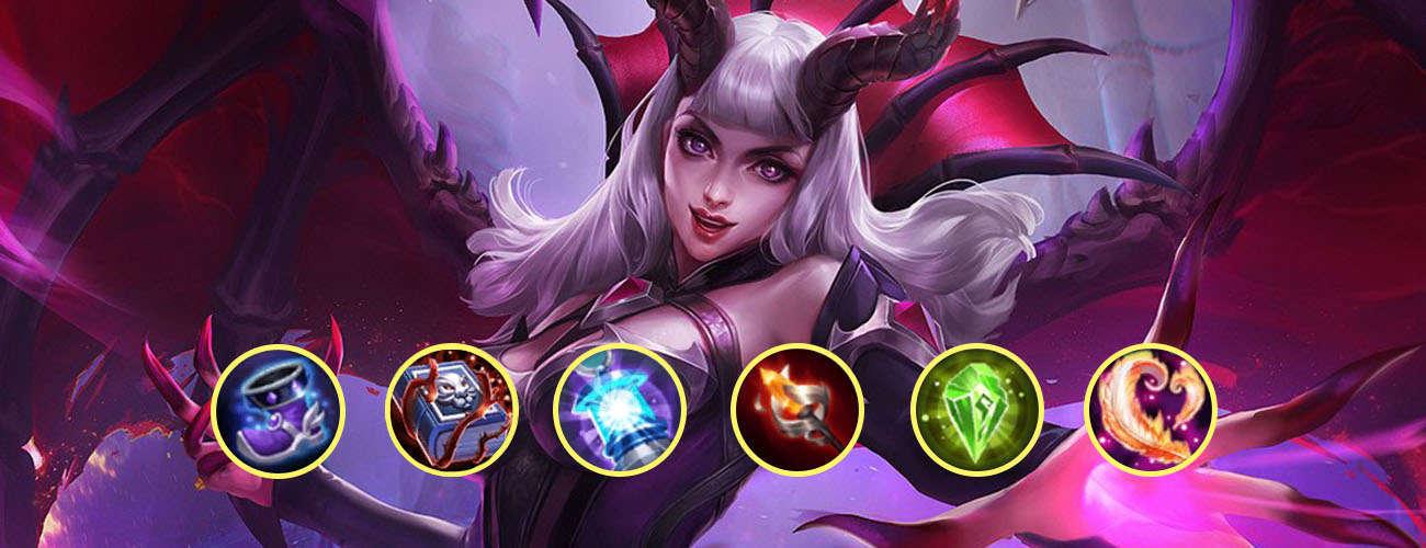 Mobile Legends: Tips GG Build Item Alice - Kincir