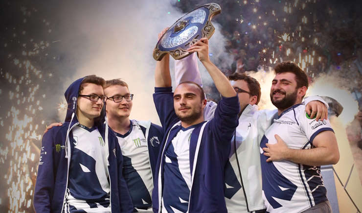 "Team Liquid, ""Juara\"" Sejati dalam The International 2019 ..."